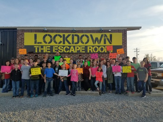 Jonesboro, AR: Lockdown the Escape Room