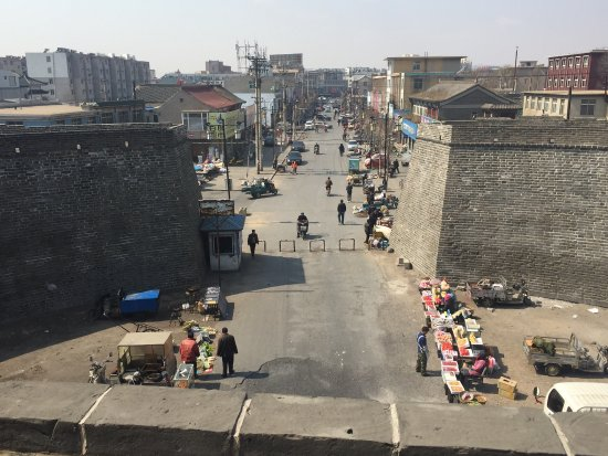 Huludao Xingcheng Ancient City : View of the ancient town