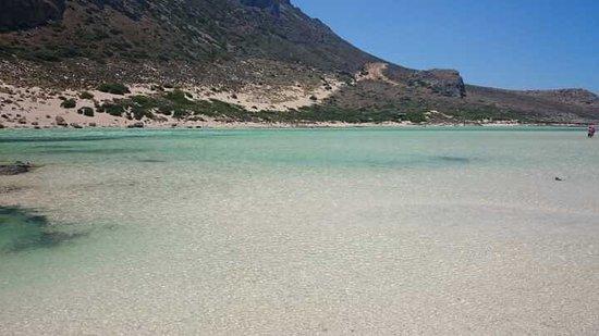 Balos Beach and Lagoon: le lagon de Balos