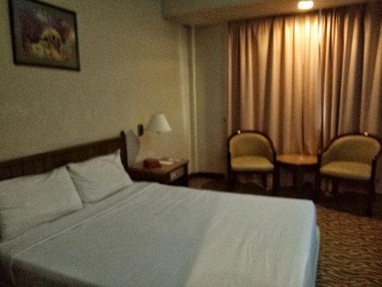 Permai Park Inn: Deluxe room