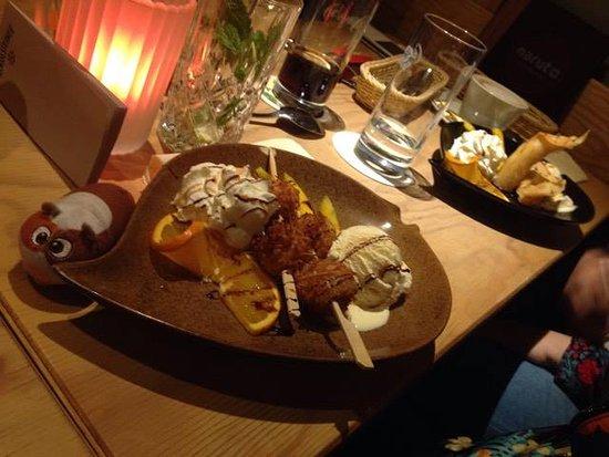 Kempten, Germania: Die Desserts sollten unbedingt gekostet werden. Es lohnt sich