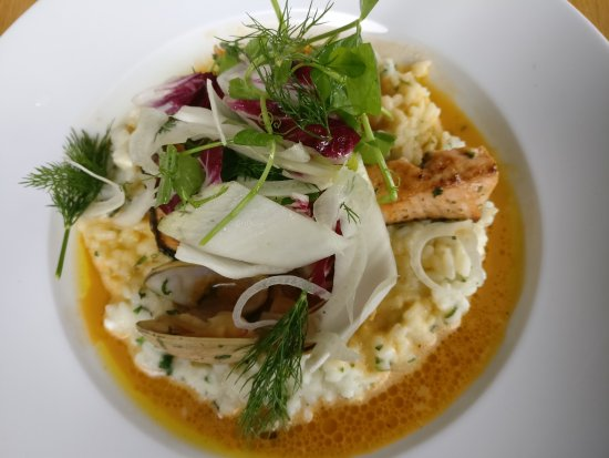 Watsons Bay, Australia: Risotto seafood