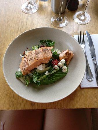 Watsons Bay, Australia: Salmon Salad