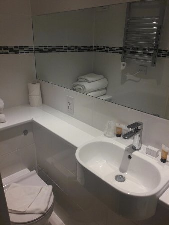 Reem Hotel: King Size WC !