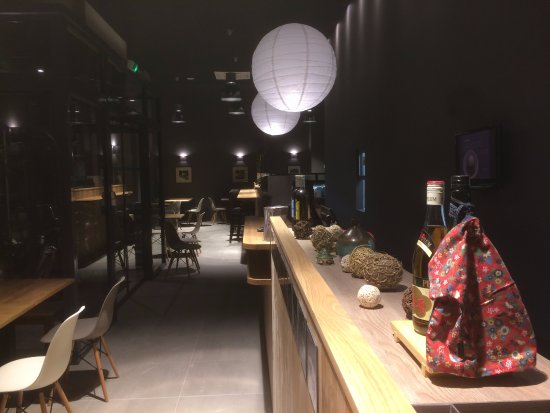 nouveau comptoir - Picture of Kyo Sushi, Cabries - TripAdvisor on