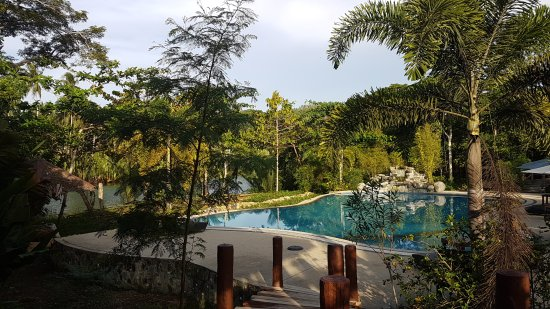 Loboc River Resort: 20170305_070651_large.jpg