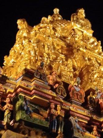 Srivilliputhur, India: andal temple