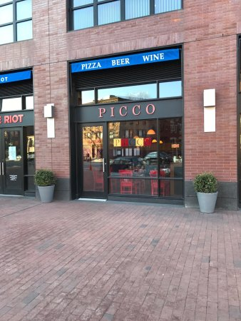 Picco Restaurant Boston Reviews