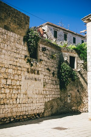 Vis, Croatia: facefront