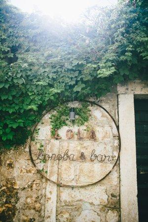 Vis, Croatia: entrance