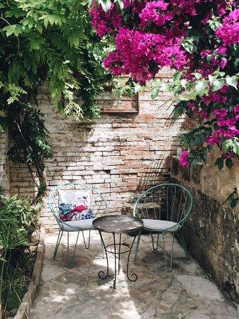 Vis, Croacia: lounge