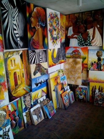 Dr. Bulugu Gallery