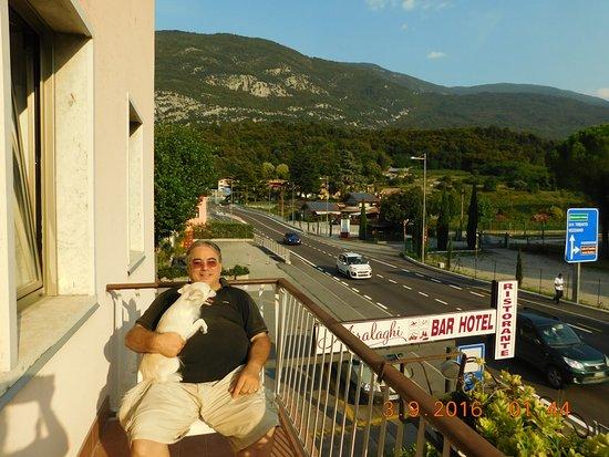 Padergnone, Italia: relax ottimo aria pura,,
