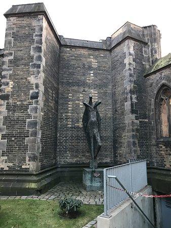 Mahnmal St. Nikolai: St Nikolai Memorial.