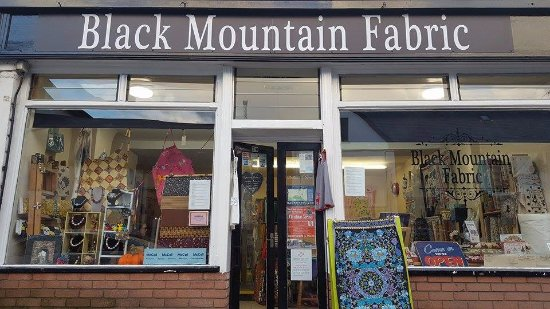 Abergavenny, UK: Our Shop