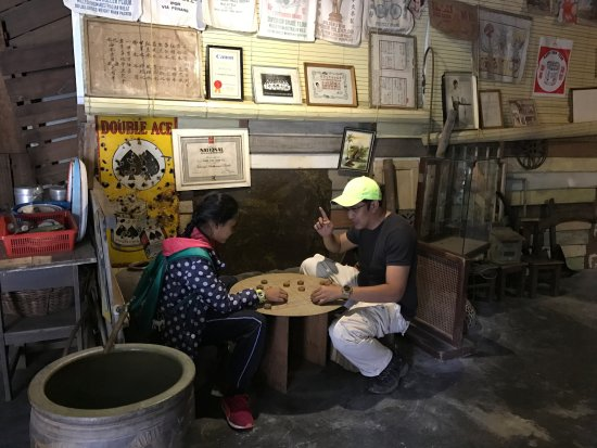 Tanah Rata, Malaysia: Act 1: Time Tunnel Muzium