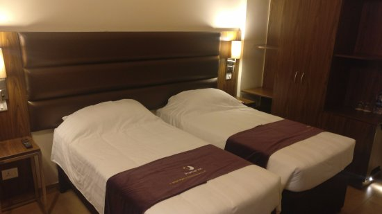 Anjuna, India: Double Bed room