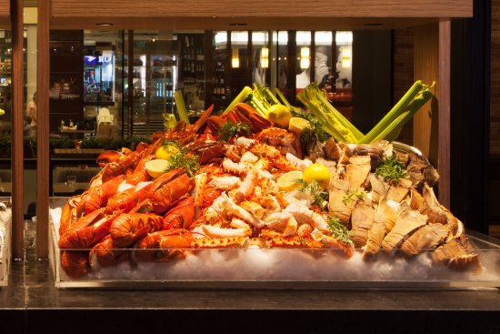 seafood mania buffet dinner every fridays and saturdays picture of rh tripadvisor com