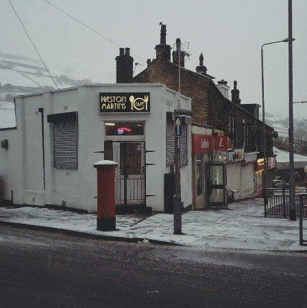 Preston Martins Cafe