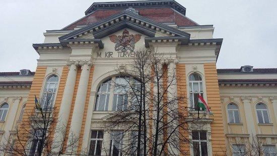 Beregovo, Ουκρανία: Beregszász