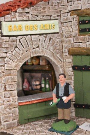 Aubagne, Frankrike: Santons Le Moulin à Huile