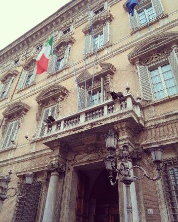 Palazzo madama sede del senato della repubblica for Senato della repubblica sede