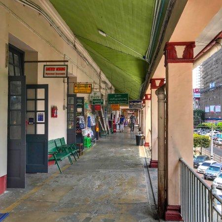Bogyoke Aung San Market: photo2.jpg