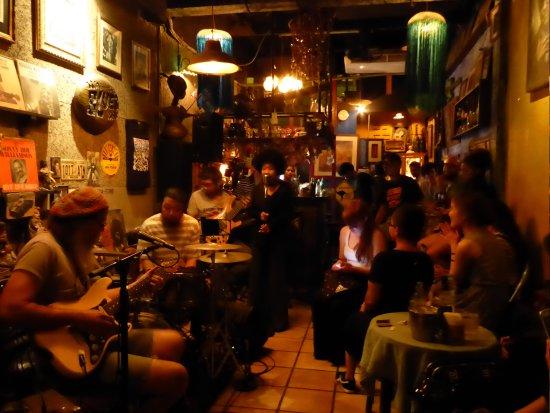 Adhere the 13th: THE blues bar!