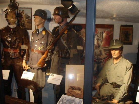 Wiltz, Luxembourg: j'ai 80 photos de ce musée ... en voici quelques unes