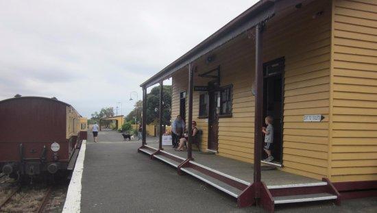 Queenscliff, Australia: Ye olde Drysdale Station