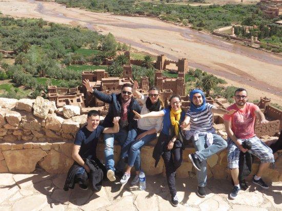 Morocco Desert Adventures: Ait benhaddou