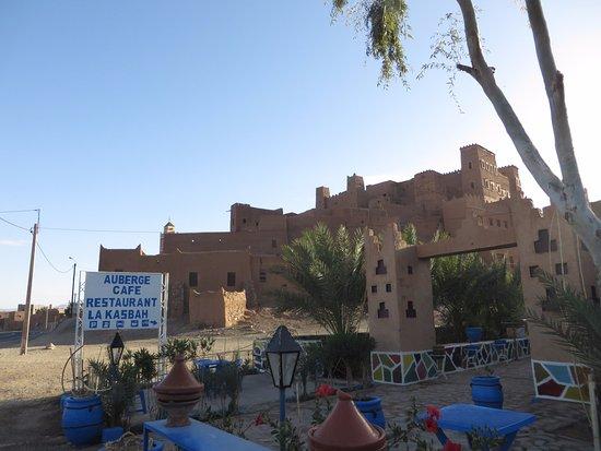 Morocco Desert Adventures: Moroccan terrace