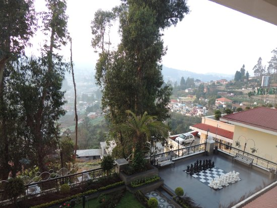 Gem Park-Ooty: View from 5th Floor Room