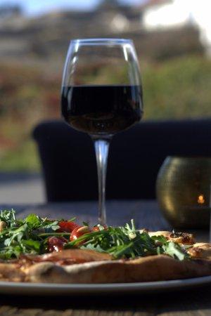 rött vin till pizza