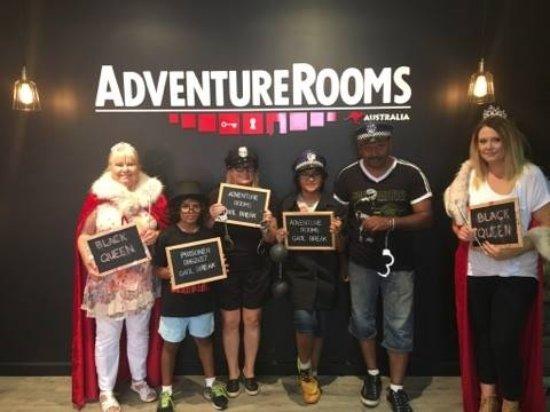 Rundle Mall Escape Room