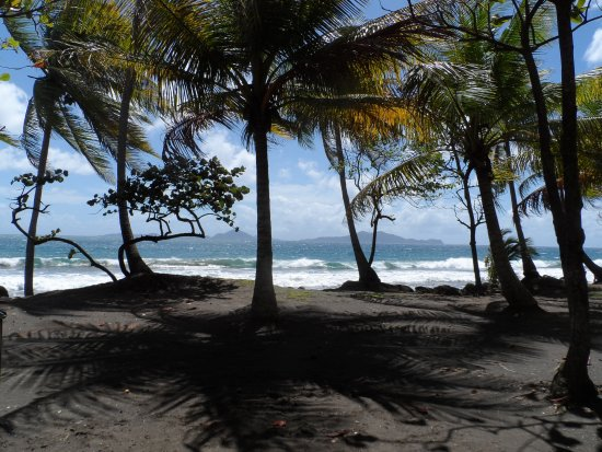 Trois Rivieres, Guadalupe: plage