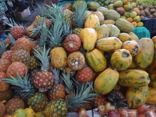 Silvia, Colombia: mercato