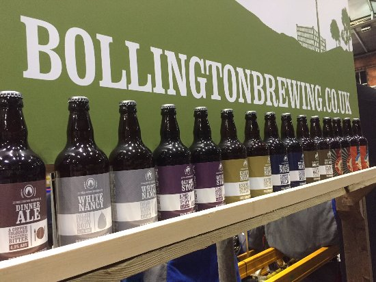 Bollington Brewing Co. Ltd