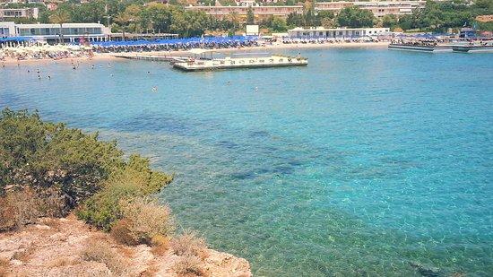 Lagonisi, Grecia: beach