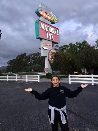 Madonna Inn: We loved it!