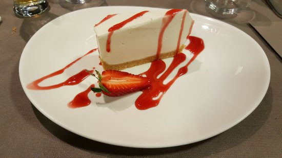 Don Peppino 'A Pizza: Cheesecake