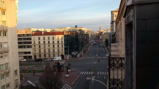 Montrouge, Francja: view from window