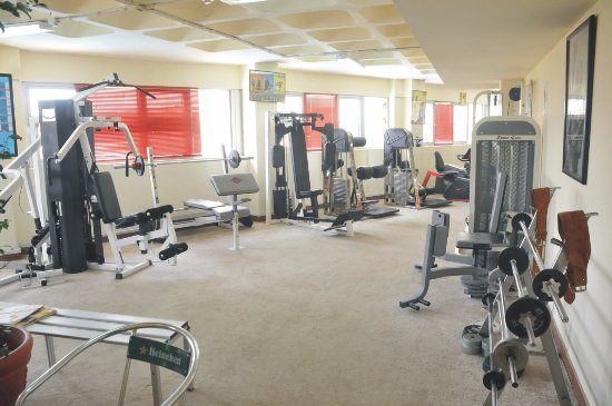 Nicon Luxury, Abuja: Gym
