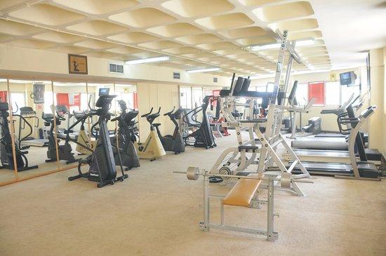 Gym Picture Of Nicon Luxury Abuja Abuja Tripadvisor