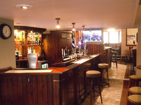 Brighouse, UK: An excellent bar