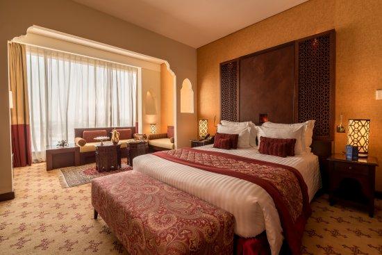 Radisson Blu Hotel, Doha: Arabian Themed Deluxe Room