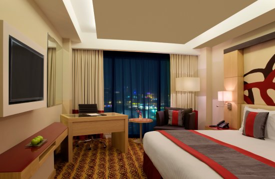Radisson Blu Hotel, Doha: Standard Room