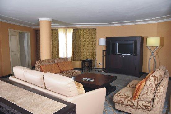 Nicon Luxury, Abuja : Presidential Suite