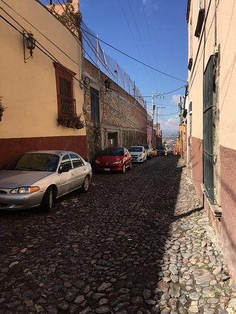 Suites Santo Domingo: Looking toward Centro