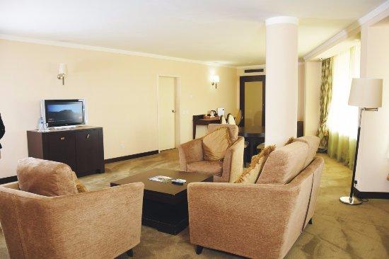 Nicon Luxury, Abuja : Ambassadorial Suite